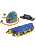 Accessoires pour canots pneumatiques