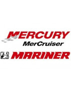 Anodes pour moteurs hors-bord MERCURY / MARINER / MERCRUISER