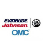 Anodes pour moteurs hors-bord OMC / JOHNSON / ENVIRUDE