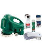 Nettoyage sanitaires et cabine